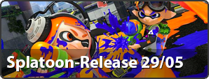 Splatoon Release